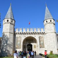 Topkapi Palast in Istanbul