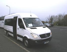 Minibus, BUD, Transfer Budapest