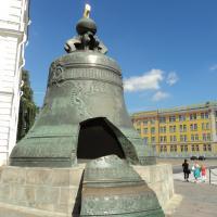 Zarenglocke in Moskau