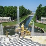 Zarenresidenz Peterhof