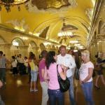 Metro-Station in Moskau