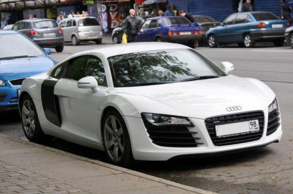 Audi in St. Petersburg