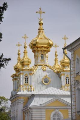 Palast in Peterhof