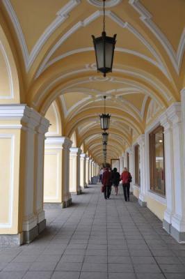 Arkaden. St. Petersburg