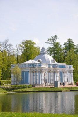 Kapelle im Katharinen-Park in Puschkin