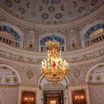 Kronleuchter im Katharinen-Palast
