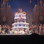 Ballettaufführung im Mariinsky-Theater