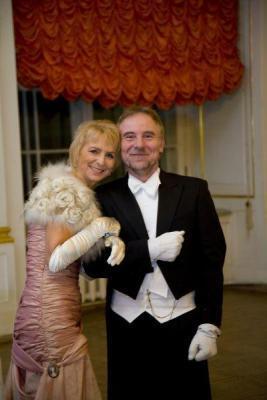 Kunden fotografieren: Silvester-Gala in St. Petersburg