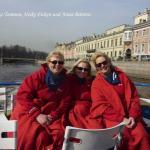 Kunden fotografieren: Fluss- und Kanalfahrt, St. Petersburg