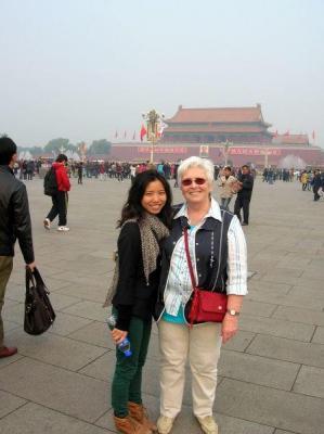 Kunden fotografieren: Verbotene Stadt - Peking