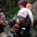 Kunden fotografieren: Einwohner in China