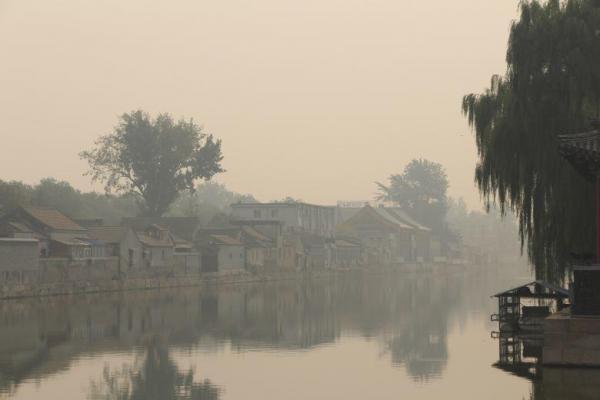 Peking und Shanghai - Panorama
