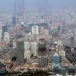 Über den Dächern von Shanghai