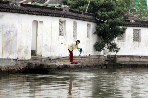 Kunden fotografieren: Shanghai - Einheimische