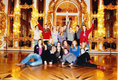 Dance Sport Worldchampionship, St. Petersburg