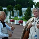 Reise nach St. Petersburg, Kunden fotografieren