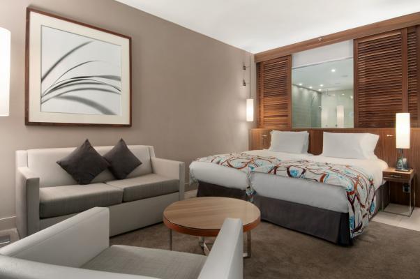Doppelzimmer im Hotel Hilton Malta
