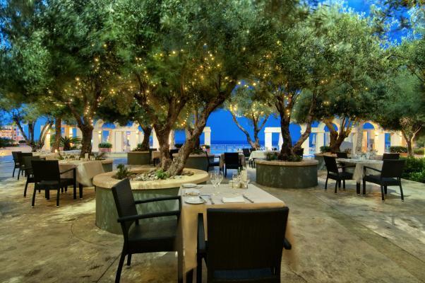 "Restaurant ""The Gazebo"" im Hotel Hilton Malta"