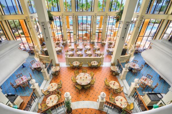 Restaurant Oceana im Hotel Hilton Malta