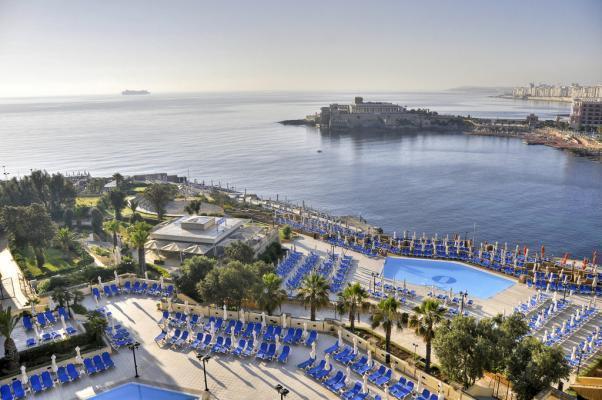 Ausblick vom Hotel Marina Corinthia