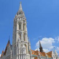 Matthias-Kirche in Budapest