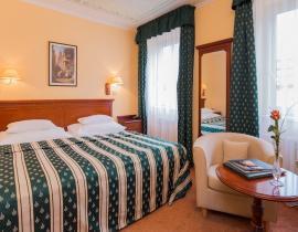 Doppelzimmer im Hotel Best Western Meteor Plaza