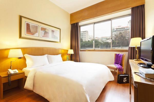 Doppelzimmer im Hotel HF Fenix Lisboa