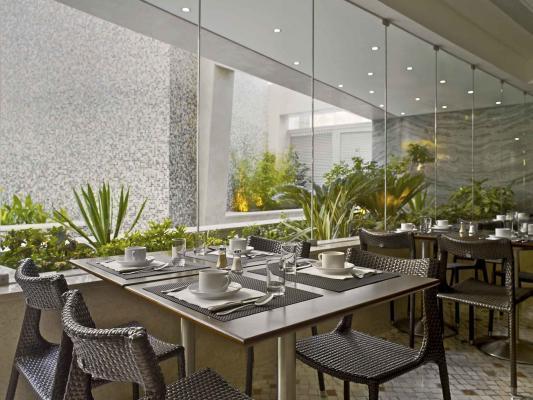 Restaurant im Hotel HF Fenix Garden