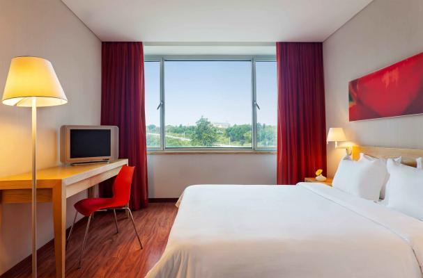 Doppelzimmer im Hotel HF Fenix Garden
