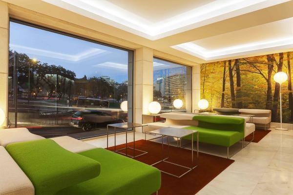 Lobby im Hotel HF Fenix Garden