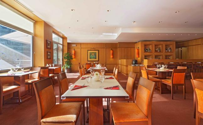Bar im Hotel HF Fenix Lisboa