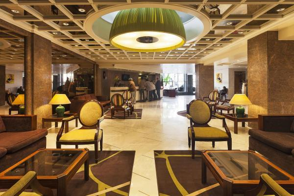 Lobby im Hotel HF Fenix Lisboa