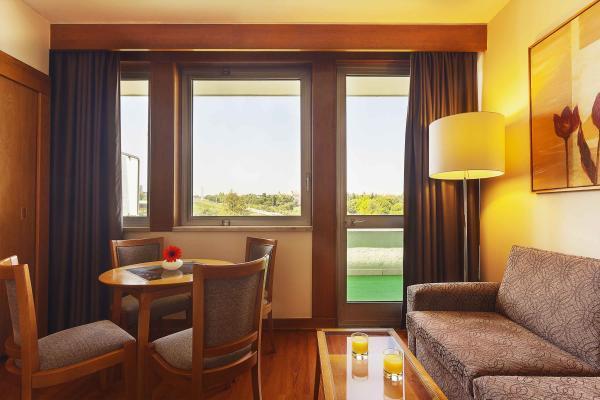 Premium Suite im Hotel HF Fenix Lisboa