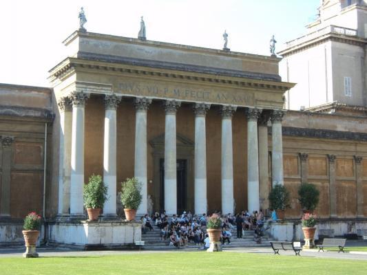 Gebäude in Rom