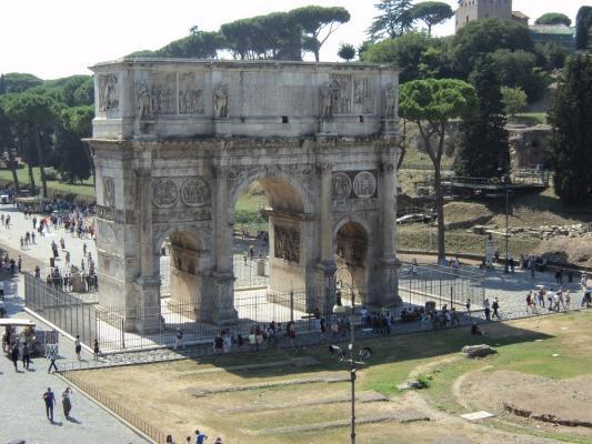 Septimius-Severus-Bogen in Rom