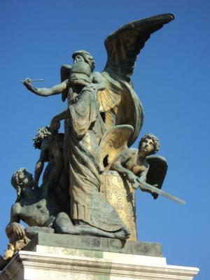 Statue in Rom
