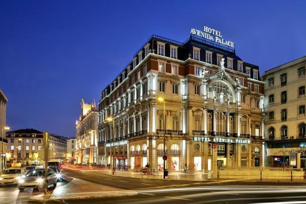 Fassade_Hotel Avenida Palace_LIS