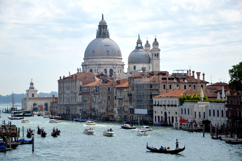 Santa Marie della Salute in Venedig