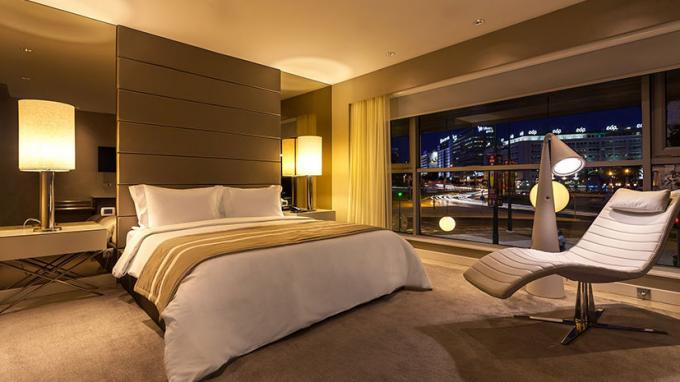 Suite - Hotel HF Fenix Lisboa, Lissabon