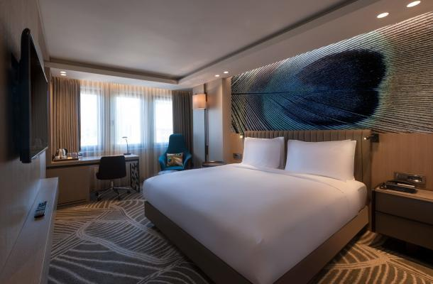 Double Tree by Hilton Sirkeci - King-Size Zimmer