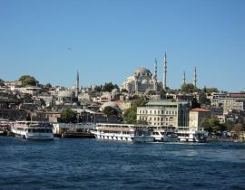 Bootstour auf dem Bosporus