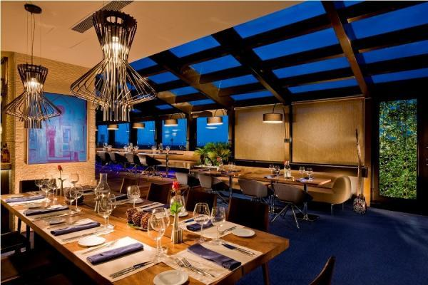 The Terrace Restaurant im Hotel Doubletree by Hilton Old Town Istanbul