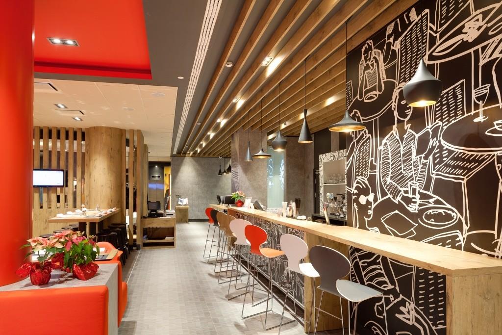 Hotel ibis bakhrushina russland reisen for Adagio appart hotel barcelone