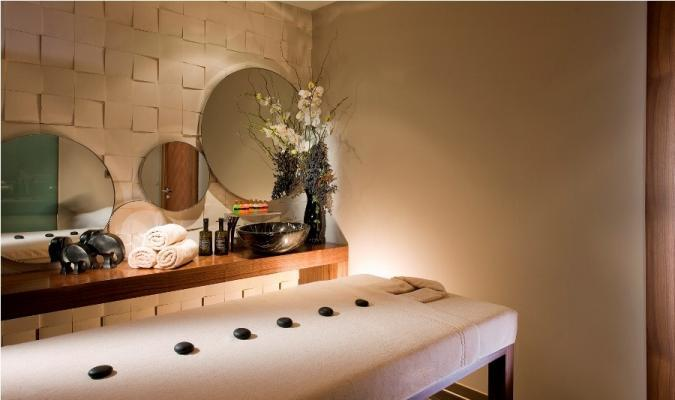 Wellness-Bereich im Doubletree by Hilton Old Town Istanbul