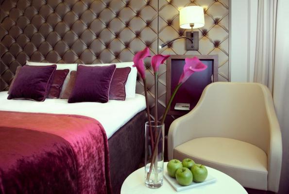 Doppelzimmer im Hotel Mercure Paveletskaya