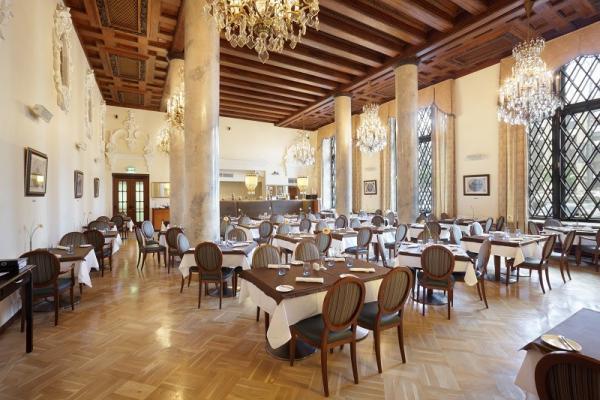 Restaurant Janus im Hotel Hilton Leningradskaya