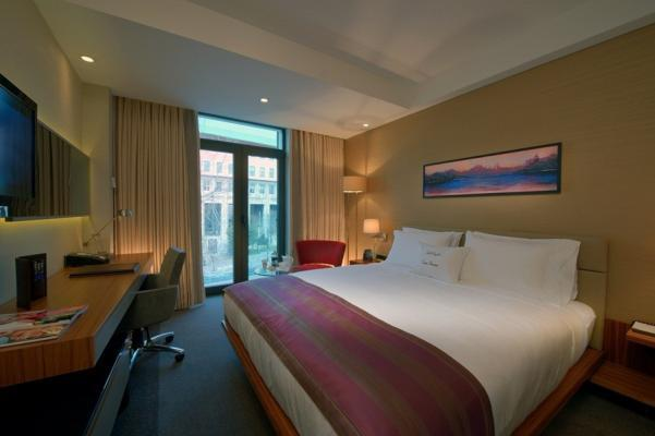 Doppelzimmer im Hotel Doubletree by Hilton Istanbul Old Town
