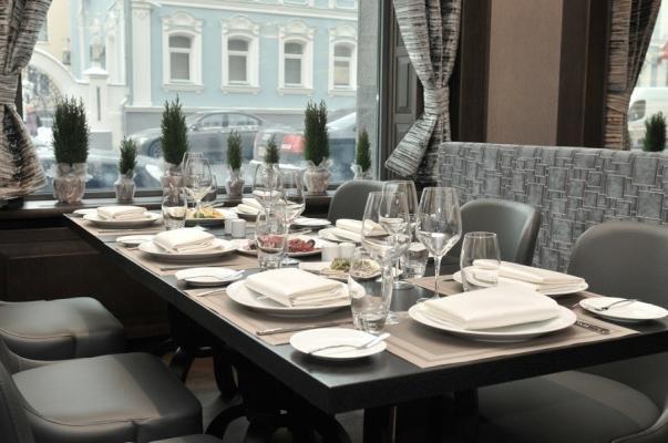 Restaurant Town House im Hotel Mercure Paveletskaya