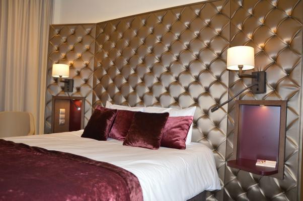 Doppelzimmer im Hotel Mercure Moscow Paveletskaya