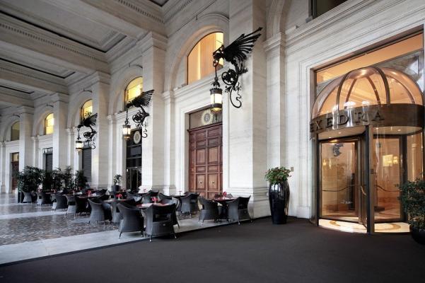 Rom Hotel Palazzo Naiadi 5-Sterne